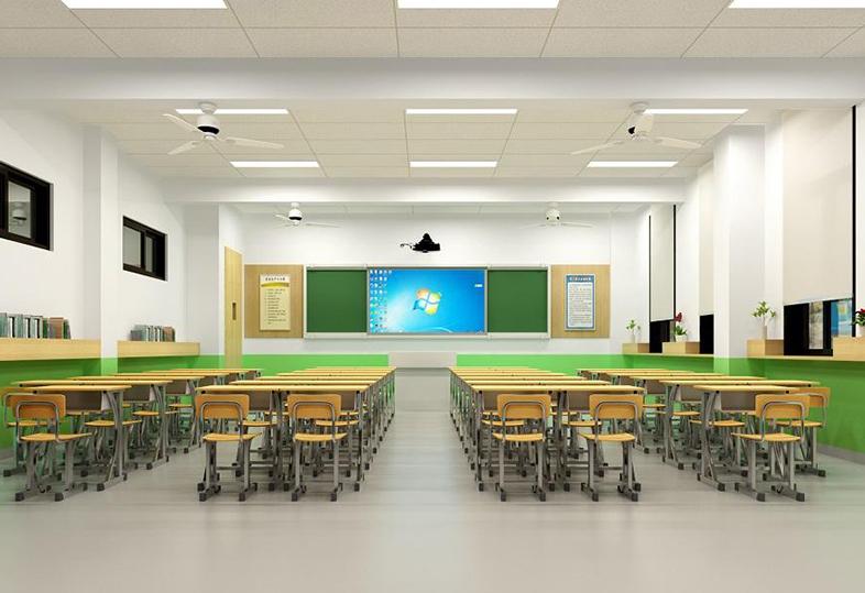 学校工程案例