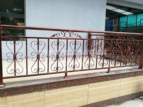 广西铁艺护栏