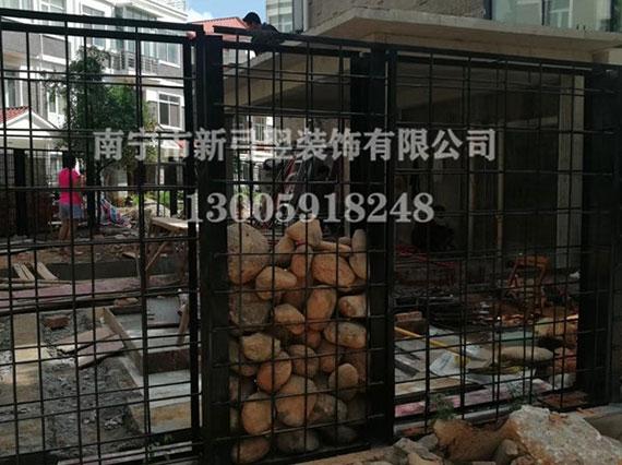 广西铁艺栏杆
